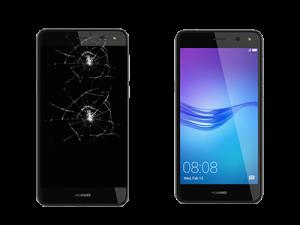 Huawei Y9 2019 prime ekran değişimi