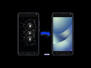 asus zenfone 4 ekran değişimi, asus zenfone ekran değişimi