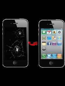 iPhone 4 Ekran Değişimi Fiyat:109tl