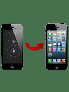 iPhone 4S Ekran Değişimi Fiyat:109tl