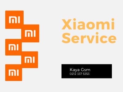 Xiaomi Note 7 Ekran Değişimi